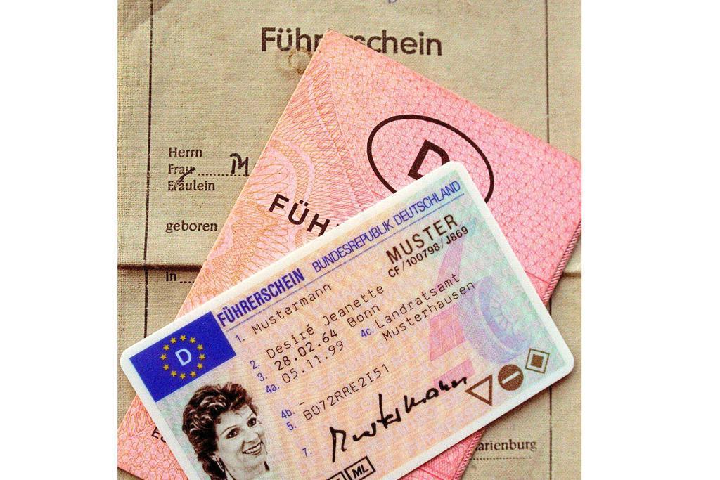 Deutscher Führerschein online kaufen